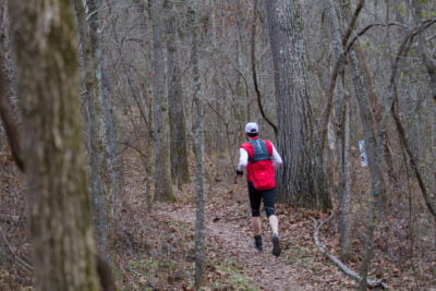 Trail running Northwest Arkansas - Bella Vista