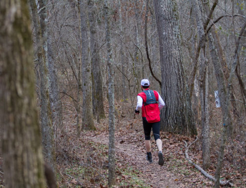 Northwest Arkansas Trail Running in Bella Vista