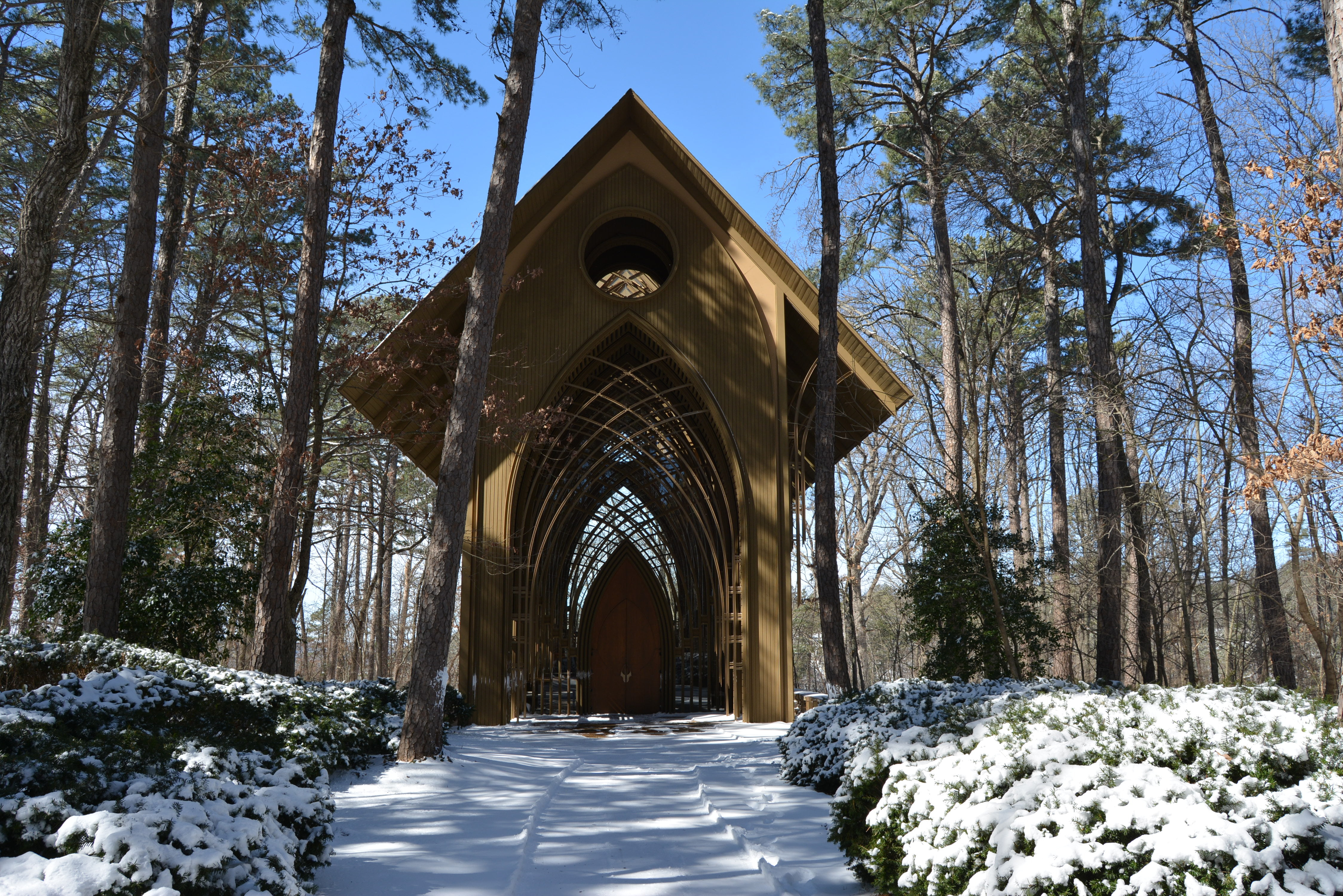 Mildred B. Cooper Chapel 📷 Amy Fulton