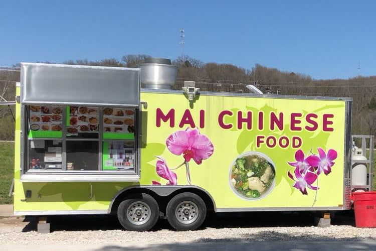 Mai Chinese Food Truck - Bella Vista Arkansas