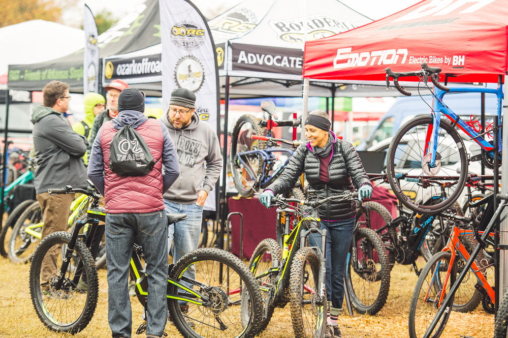 OuterBike Event Bentonville